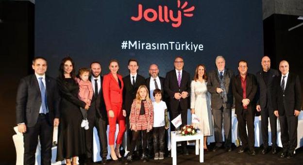 """Jolly Tur, Gelecek Nesiller İçin """"Mirasım Türkiye"""" Projesini Gerçekleştirdi"""