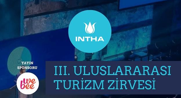 INTHA'dan 3.Uluslararası Turizm Zirvesi