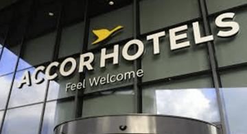 Accor Otel Grubu, 2021 yılı ilk çeyreğinde 361 milyon avro gelir elde etti