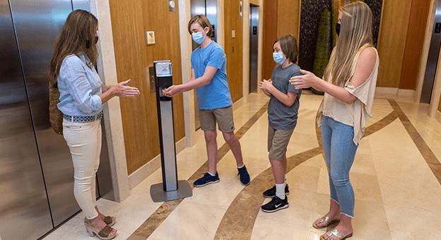 Hilton yeni temizlik ve hijyen standardını açıkladı