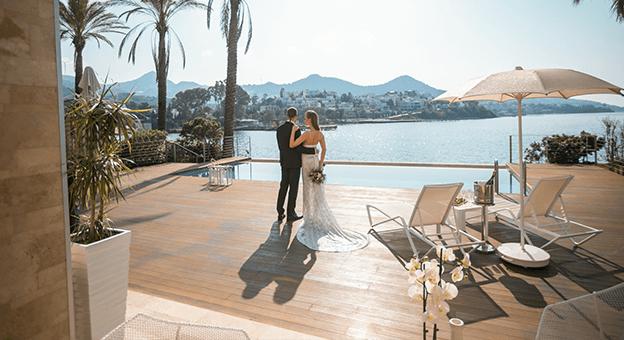 Yalıkavak Marina Beach Otel, Bodrum, Düğünleri Hedefliyor