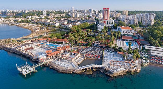 Club Hotel Sera, Misafirlerini Ağırlamaya Hazır