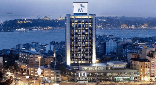 The Marmara Taksim, Güvenli Turizm Sertifikasını aldı