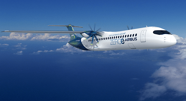 Airbus, 2035 Yılına 2020'de Hazırlandı. Hedef Sıfır Emisyon
