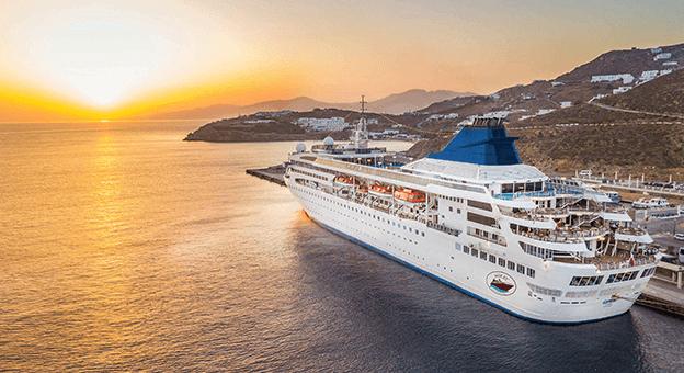 Cruise Sektöründe Artık Türkler'de Var