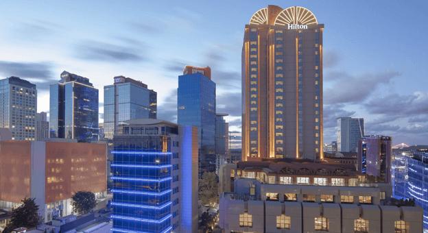 Hilton Istanbul Maslak dünyanın en iyi otelleri arasında yer aldı