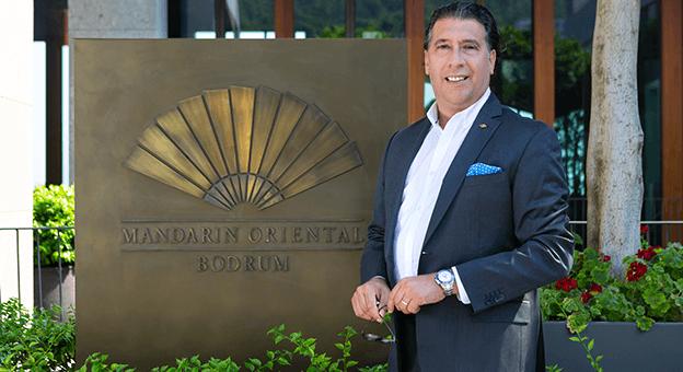 Mandarin Otel'in Yeni Genel Müdürü Ersev Demiröz Oldu