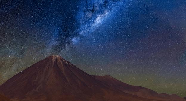 Ay İzleme Günü'nde Gökyüzünün En Parlak Göründüğü Noktalar
