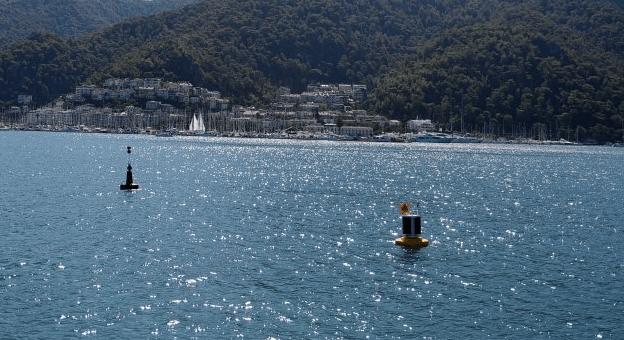 Akıllı Şamandıra Denize İndi