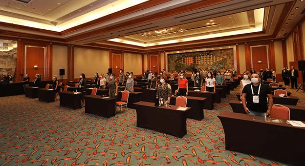 Gloria Hotels İlk Fiziki Toplantıya Ev Sahipliği Yaptı