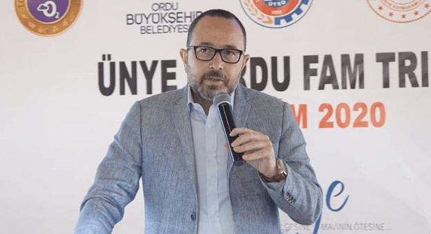 """GTD: """"Ünye, Karadeniz'in Marka Kenti Olacak"""""""