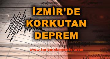 Son Dakika: İzmir'de 6.6. Büyüklüğünde Deprem Meydana Geldi