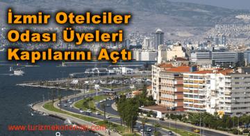 İzmir Otelciler Odası Üyelerinden İzmir Depremi Dayanışması