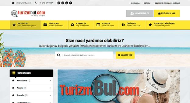 turizmbul.com Turizm Sektörü'nün Önemli Bir Açığını Kapatacak