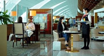 Emirates Dünya Çapındaki Lounge Alanlarını Yeniden Açıyor