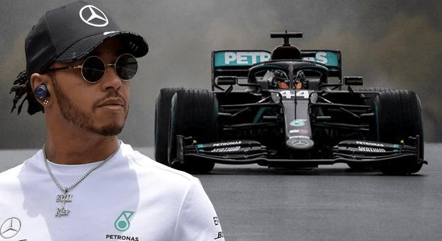 Formula 1'de Lewis Hamilton 7.Kez Dünya Şampiyonu Oldu