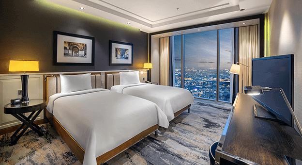 Hilton İstanbul Bomonti Rezidanslarını Kullanımına Açtı