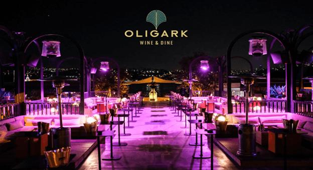 Oligark İstanbul'a En İyi Mekan Ödülü