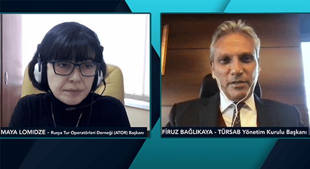 TÜRSAB, 2021 İçin Yurt Dışı Ataklarını Artırdı