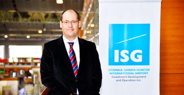 İSG Teknik Hizmetler Direktörü Berk Albayrak, CEO'luk Görevini de Birlikte Yürütecek