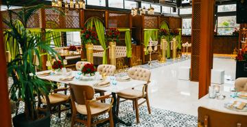 """Şehrin En Yeni Restoranı """"The Souq İstanbul"""""""
