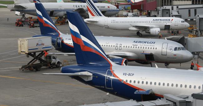 Rusya'dan, 15 Nisan-1 Haziran tarihleri arasında Türkiye uçuşlarına kısıtlama