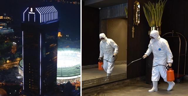 Süzer Plaza, Türkiye'de karma bina yapısında 'Güvenli Alan Sertifikası'nı alan ilk bina oldu