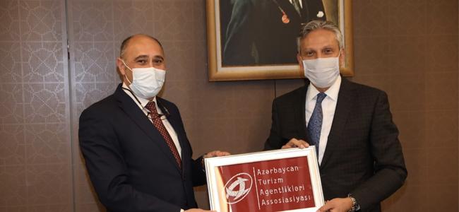 TÜRSAB, ATAA ile Turizmde İş Birliği Protokolü İmzaladı