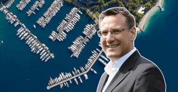 Oliver Dörschuck, D-Marin Yönetim Kurulu CEO'luk görevine atandı