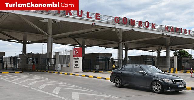 Edirne'de Bulgar turistler için PCR testi kolaylığı girişimi