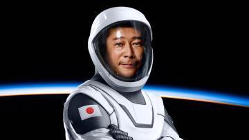 Japon milyarder uzaya yapacağı turistik gezi için kesenin ağzını açtı