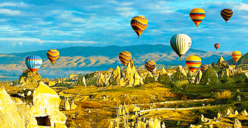 Kapadokya'nın Nisan Ayı Misafir Sayıları Belli Oldu