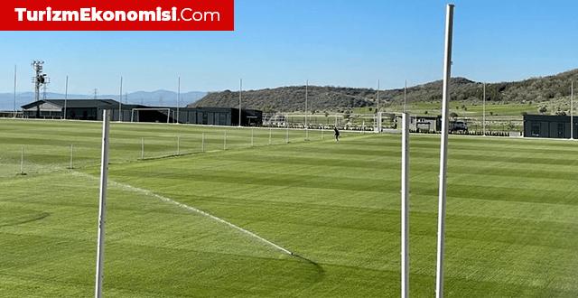 Kayseri Yüksek İrtifa Kamp Merkezi futbol takımları için hazır