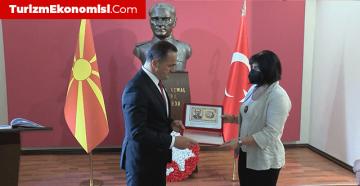 Manastır Askeri İdadisi'nde 19 Mayıs Atatürk'ü Anma, Gençlik ve Spor Bayramı kutlandı