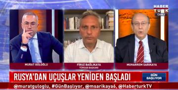 """Firuz Bağlıkaya: """"Ülkemizin aldığı tedbirler, turistlerin huzur içinde Türkiye'ye gelmesini sağlayacak"""""""