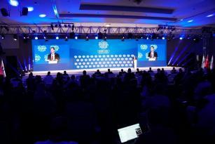 'Dünya Turizm Forumu Bodrum Zirvesi'ne Tony Blair video konferansla katıldı