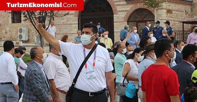 Tokat'ta, Uluslararası Ekoturizm Çalıştayı başladı